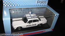 1/43 CORGI VANGUARDS JAGUAR XJ6 AYRSHIRE  POLICE CAR VA 08609 AWESOME