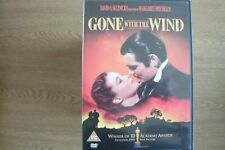Gone With The Wind (DVD) . FREE UK P+P .........................................