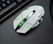 Gaming Mouse With 7 Bright Colors LED Backlit And Ergonomics Design For LOL CS
