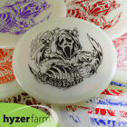 Discraft 2021 HALLOWEEN Z GLOW GHOST-FACE BUZZZ *pick Color/weight* Hyzer Farm For Sale