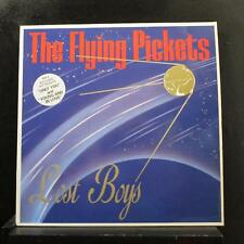 The Flying Pickets - Lost Boys LP Mint- DIX 4 UK 1984 Vinyl Record
