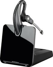 Lot of 5 Plantronics CS530 Wireless Office Headset System With HL10 Lifter used