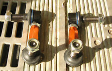 g35 350z front and rear adjustable stabilizer drop link sway bar 4 links