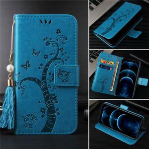 Leather Case For Xiaomi Mi 10 Ultra 10T Lite 9T Pro POCO X3 A3 Wallet Flip Cover