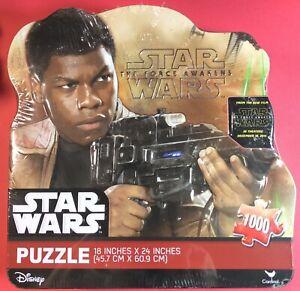 Cardinal Disney Jigsaw Puzzle STAR WARS The Force Awakens Tin 1000 pcsNEW