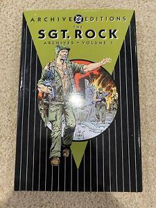 The Sgt. Rock Archives Vol. 1 - DC Comics