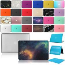 """Rubberized Matted Hard Case Cover For Apple MacBook Pro Retina 13.3"""" / 15.4"""""""