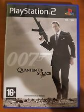 007: QUANTUM OF SOLACE - PLAYSTATION 2 PS2 USATO