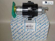 BMW Electric Fuel Pump - PIERBURG - 7.21913.50.0 - NEW OEM Pump