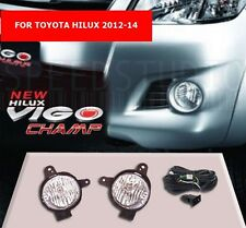 TOYOTA HILUX VIGO 2012-2014 FOG LAMP LIGHT COME WITH WIRE SWITCH