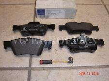 Mercedes R-Class Genuine Rear Brake Pad Set,Pads w/Sensor R320 R350 R500 NEW