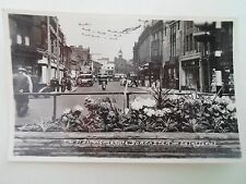 Vintage Real Photo Postcard ST SEPULCHRE GATE DONCASTER Franked+Stamped 1957