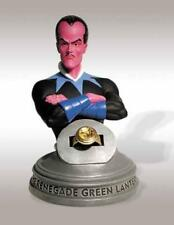 GREEN LANTERN SINESTRO POWER RING PROP BUST STATUE UNOPENED SOLD OUT YELLOW