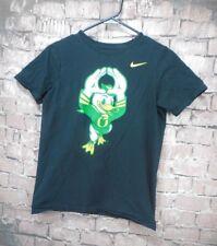 Nike Women's T-Shirt Oregon Ducks 569128-00A Black Large