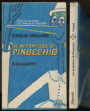 Le avventure di pinocchio PRIMA EDIZIONE 1971