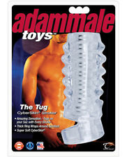 Genuine Adam Male The Tug CyberSkin Stroker