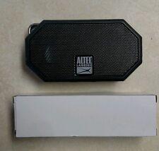 Altec Lansing Mini H20 Rugged Wireless Waterproof Bluetooth Speaker (Black)