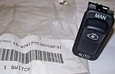 *NEW*  KENWORTH ELECTRICAL ENGINE FAN SWITCH BUTTON - MANUAL TO AUTO
