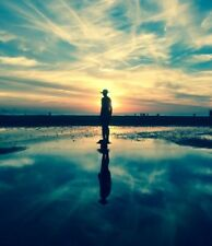 Limited Edition Photograph Antony Gormley Another Place Liverpool