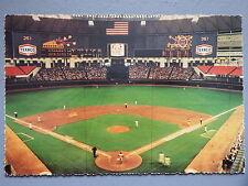 R&L Postcard: The Astrodome Houston Texas, Baseball Stadium