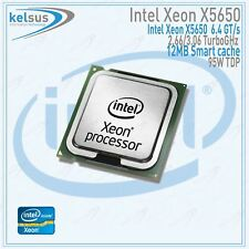 Intel Xeon X5650 6 Core Processor 2.66ghz CPU for Z600 Workstation With
