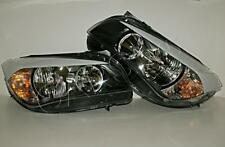 BMW X1 E84 NEW Clear Halogen Headlights LEFT + RIGHT PAIR OEM 2009-