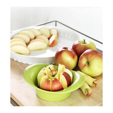 IKEA SPRITTA APPLE SLICER CAROTATORE Cutter Frutta Pera Core ZEPPE DIVISORE facile-b111