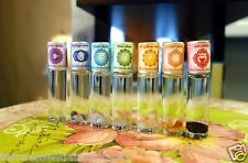 Terra Essential Scents 7 Chakra Roll-Ons: FREE SHIPPING in Continental US
