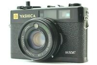 【Near MINT】Yashica Electro 35 CCN WIDE Rangefinder 35mm f/1.8 Japan #406