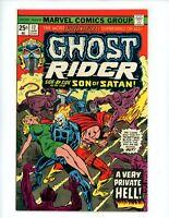 Ghost Rider #17, VF/NM 1976, Son of Satan
