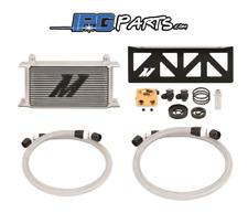 Mishimoto Silver Thermostatic Oil Cooler Kit Fits Scion FRS Subaru BRZ Toyota 86