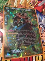BT7-127 ISR SS3 Broly, Saiyan Berserker Infinite Saiyan Rare Dragon Ball Super