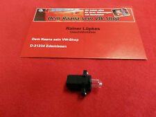 Glassockellampe + Fassung VW Bus T3 Golf 1,2 12V Beleuchtung Tacho (0661-340)