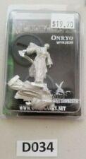 Wyrd Malifaux Onryo WYR2030 Metal OOP