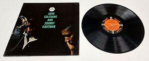 """John Coltrane & Johnny Hartman"" 1963 Mono U.S. 1st.Press EX/NM Vinyl LP"