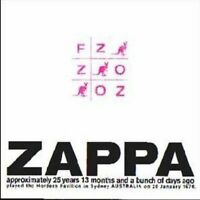 Frank Zappa - FZ:OZ [New CD]