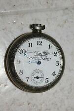 Original Charles Lindbergh Spirit of St. Louis Pocket Watch New York to Paris