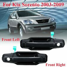 For Kia Sorento 2003-2009 Left&Right ABS Exterior Outside Door Handle LHD Front