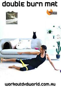 Body Sculpting Weights DVD - Barlates Body Blitz Double Burn Mat Workout