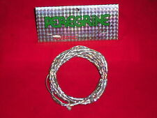 BMX Old School Peregrine CosmicBicycle Brake Cable. NOS. Silver