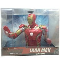 Monogram Marvel: Iron Man Bust Bank
