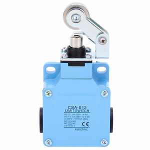 Momentary Roller Lever Switch Stroke Limit Switch Actuator Limit Switch