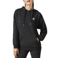 adidas Originals X Pharrell Williams HU Hiking Women's Fashion Hoodie Black