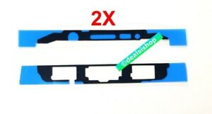2 x Pre-Cut Frame LCD Screen Adhesive For Samsung Galaxy Note 5 G920 G920A V/T/P