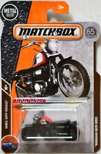MATCHBOX 2018 MBX OFF ROAD YAMAHA SCR 950 #4/20