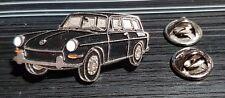 Volkswagen VW pin typ 3 Sedán 1500 NEGRO - maße 40x20mm