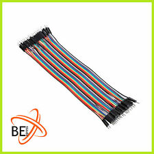 40pin Jumper GPIO Dupont Cavo 20cm Male to Male Cable Raspberry Pi separabile