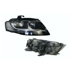 Headlight Right for Audi A4/S4 B8 01/2008-05/2012 Halogen Type