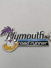 """Plymouth Roadrunner """"Very Cool Keychain"""" (E7)"""