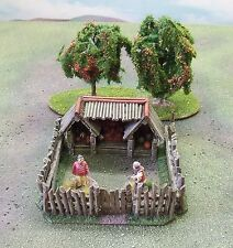 28MM COLONIAL CHINESE 'VILLAGE SHRINE PACK'  - PAINTED TO COLLECTORS STANDARD